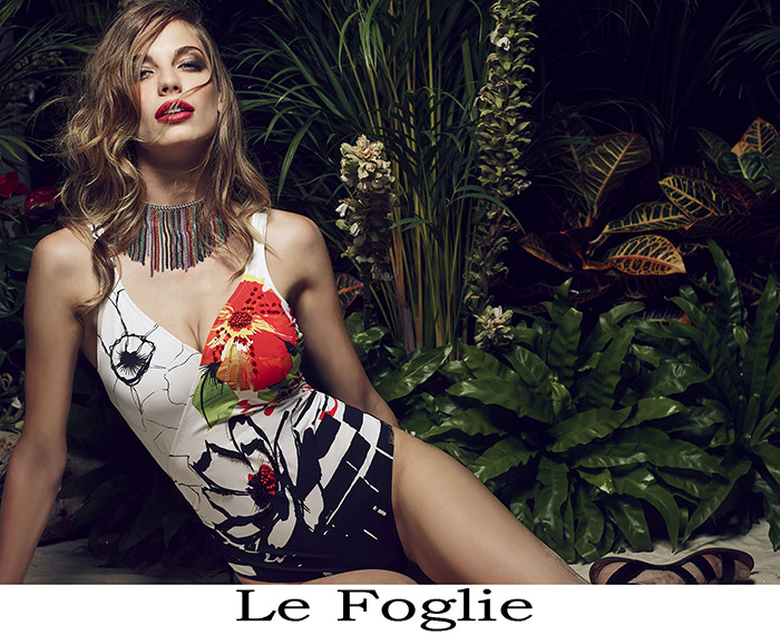 Fashion News Le Foglie Women's Swimsuits 2