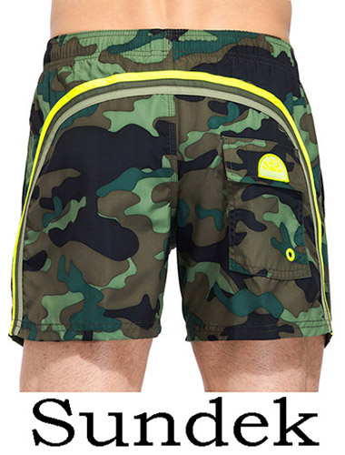 Fashion News Sundek Men's Boardshorts 3
