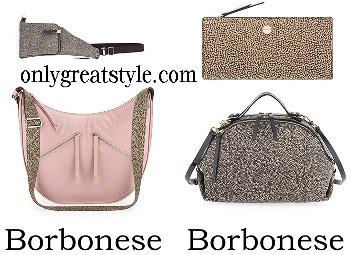 New Arrivals Borbonese Bags 2018 Handbags