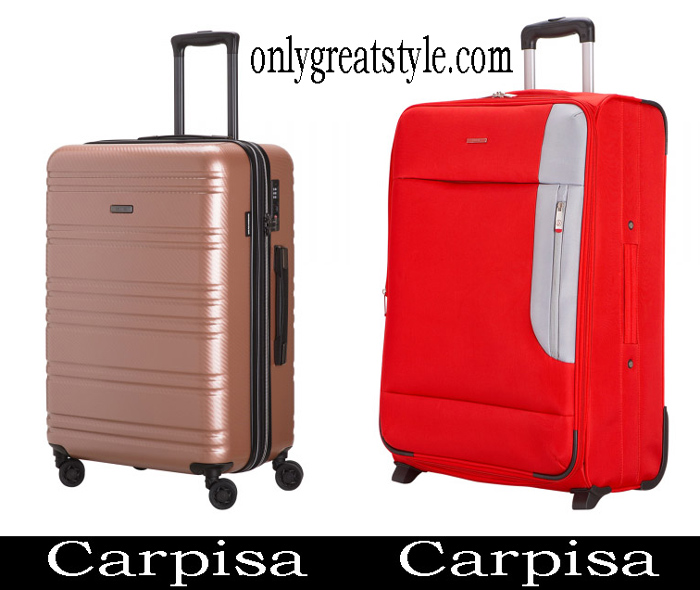 New Arrivals Carpisa Trolley 2018 Travel Bags