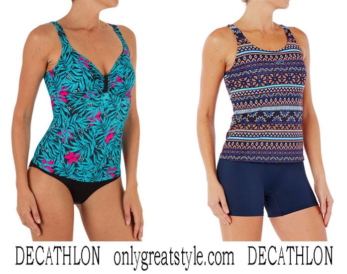New Arrivals Decathlon Swimsuits 2018 Swimwear