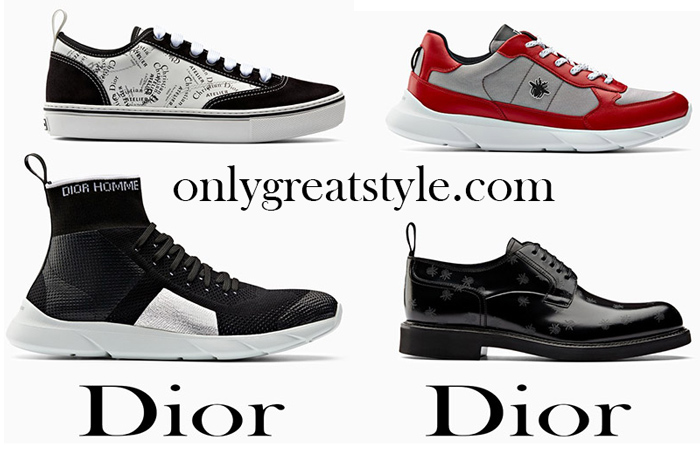 New Arrivals Dior Shoes 2018 Men's Footwear