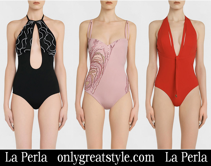 New Arrivals La Perla Swimsuits 2018 Swimwear