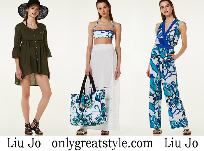 New Arrivals Liu Jo Beachwear 2018 Sea Fashion