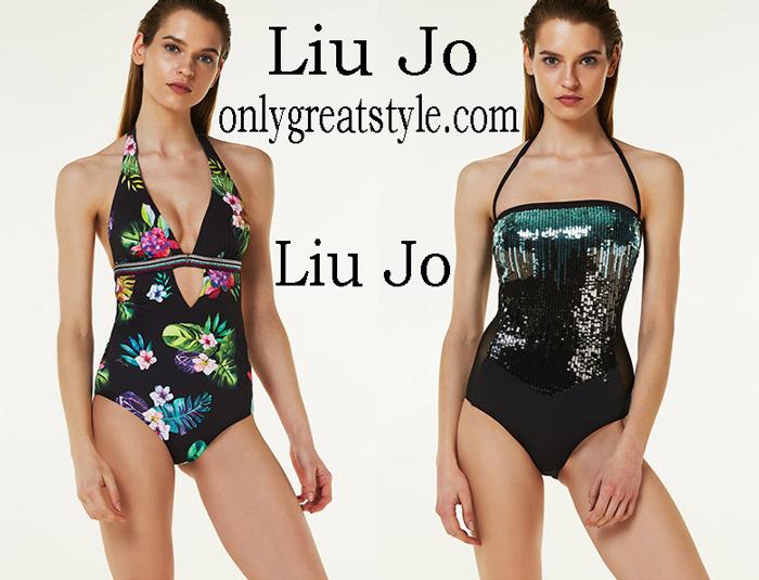New Arrivals Liu Jo Swimsuits 2018 Swimwear