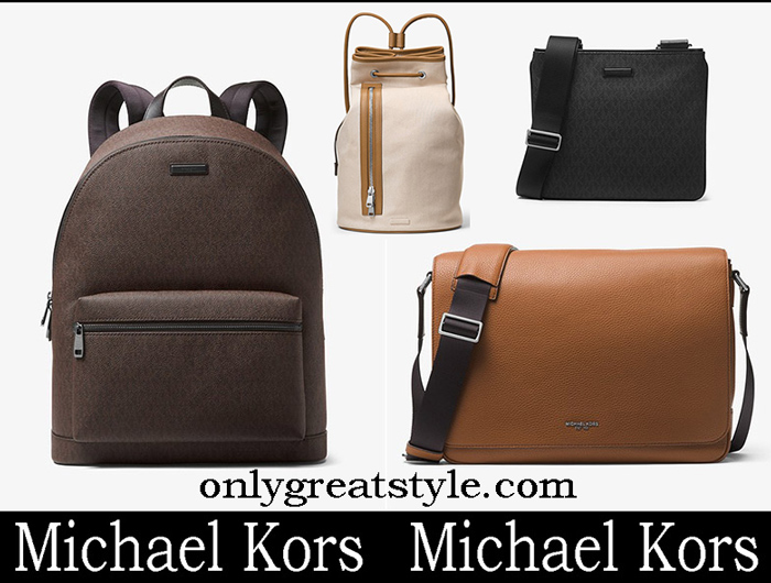 New Arrivals Michael Kors Bags 2018 Men's Handbags