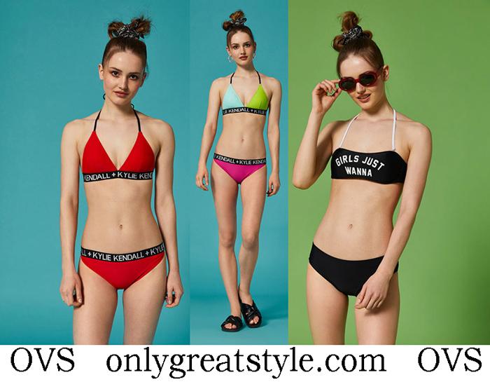 New Arrivals OVS Bikinis 2018 Swimwear