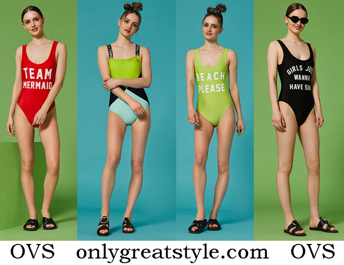 New Arrivals OVS Swimsuits 2018 Swimwear