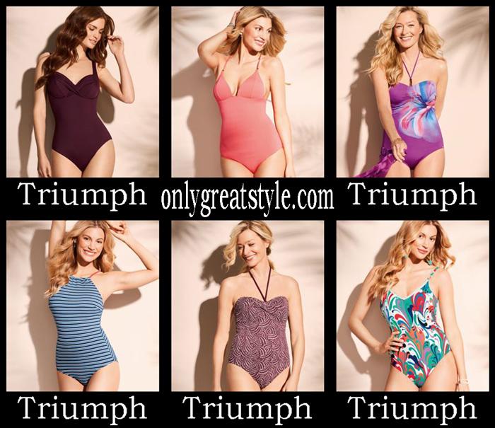 New Arrivals Triumph Swimsuits 2018 Swimwear