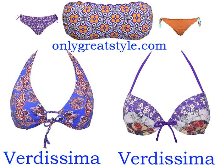 New Arrivals Verdissima Bikinis 2018 Swimwear
