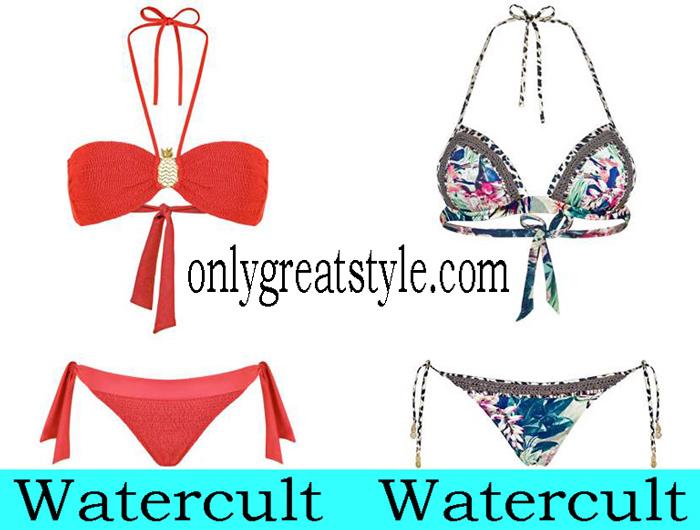 New Arrivals Watercult Bikinis 2018 Swimwear