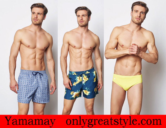 New Arrivals Yamamay Boardshorts 2018 Men's