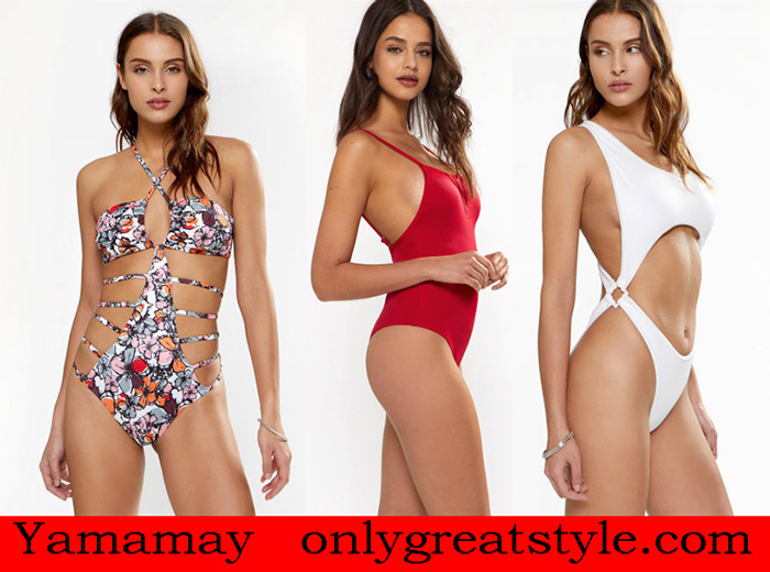 New Arrivals Yamamay Swimsuits 2018 Swimwear