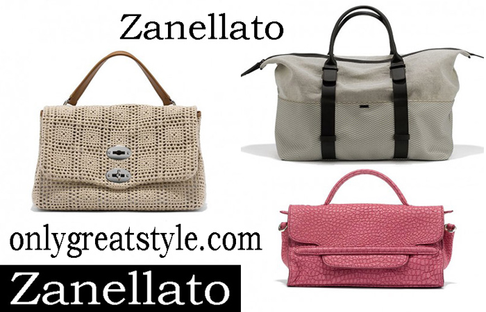 New Arrivals Zanellato Bags 2018 Women's Handbags