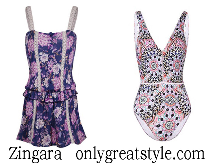New Arrivals Zingara Beachwear 2018 Swimsuits