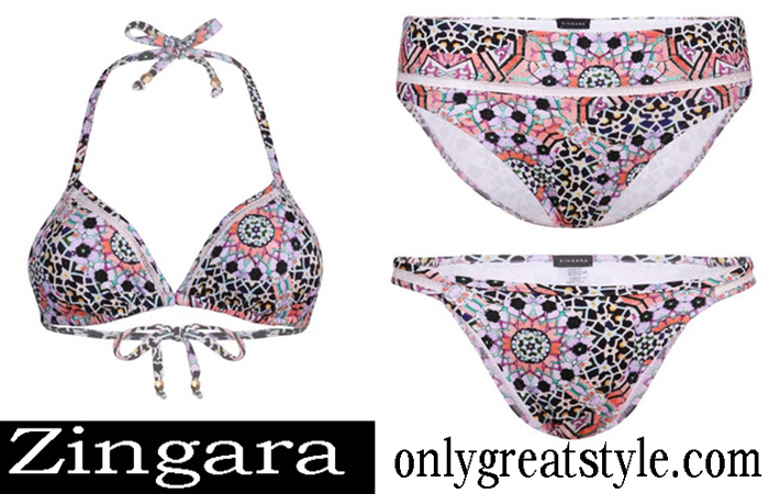 New Arrivals Zingara Bikinis 2018 Swimwear