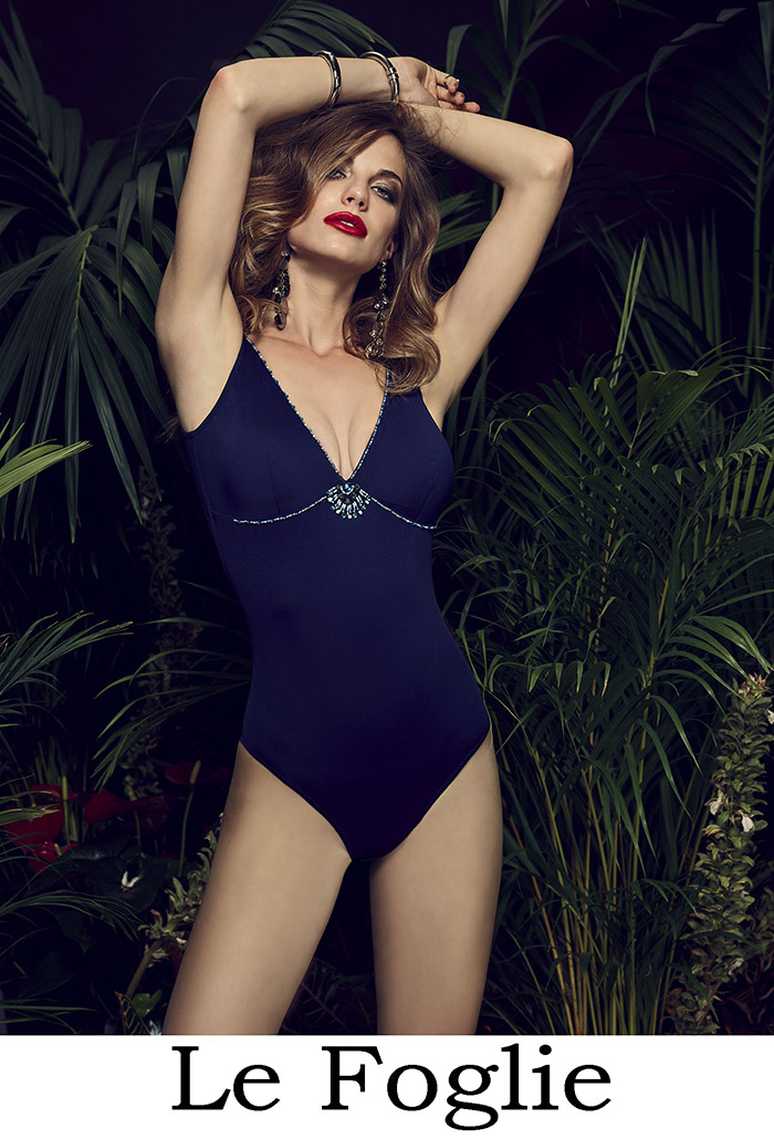 Swimsuits Le Foglie Spring Summer 2018 Women's 3