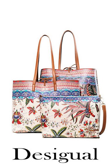 Accessories Desigual Bags 2018 Women's 7
