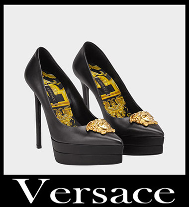 Accessories Versace Shoes 2018 Women's 1