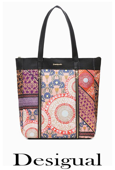 Bags Desigual Spring Summer 2018 Women's 3