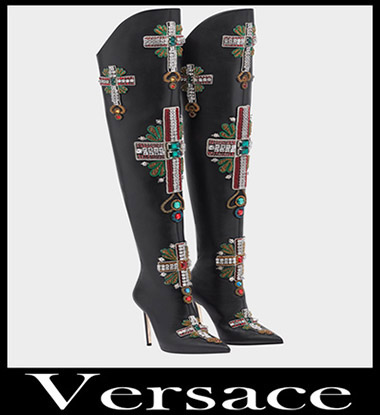 Fashion News Versace Women's Shoes 1