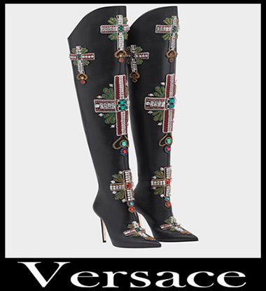 Fashion News Versace Women's Shoes 1