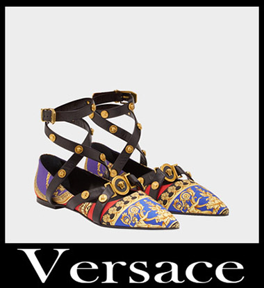 Fashion News Versace Women's Shoes 3