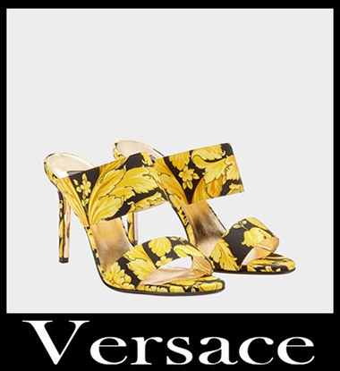 Fashion News Versace Women's Shoes 4