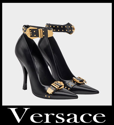 Fashion News Versace Women's Shoes 7