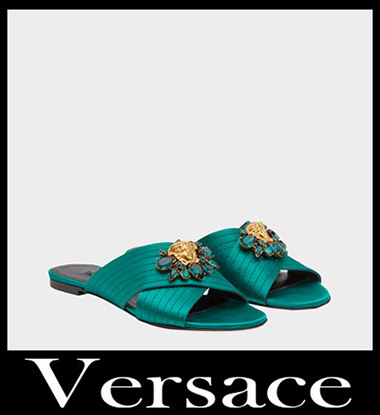 Fashion News Versace Women's Shoes 8