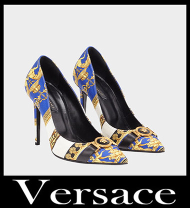 Fashion News Versace Women's Shoes 9