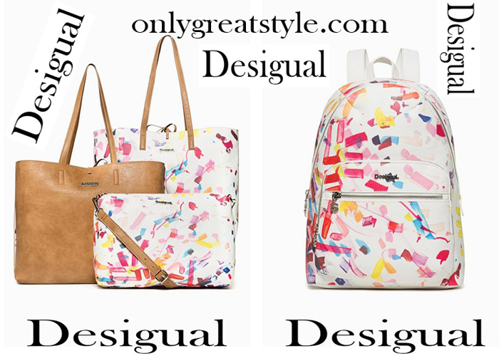 Accessories Desigual bags 2018 women s handbags new arrivals e28977542f3c5