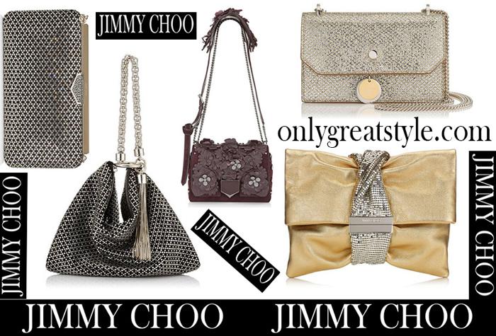 New Arrivals Jimmy Choo Bags 2018 Women's Handbags