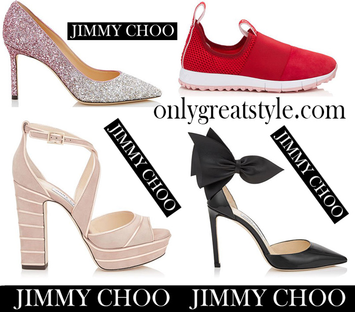 New Arrivals Jimmy Choo Shoes 2018 Footwear