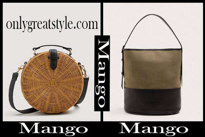 New Arrivals Mango Bags 2018 Women's Handbags