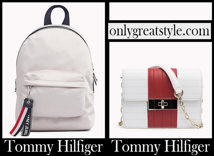 New Arrivals Tommy Hilfiger Bags 2018 Handbags
