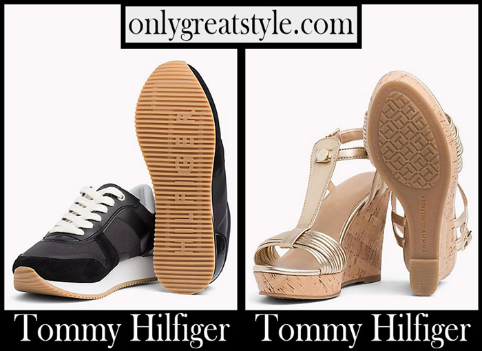 New Arrivals Tommy Hilfiger Shoes 2018 Footwear