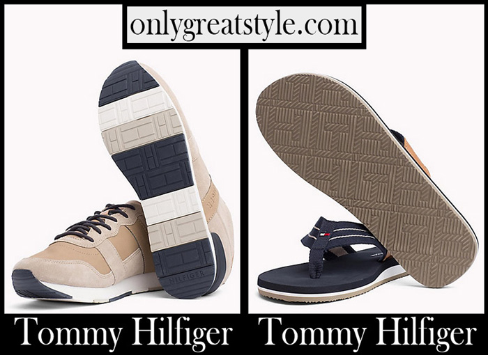 New Arrivals Tommy Hilfiger Shoes 2018 Men's Footwear