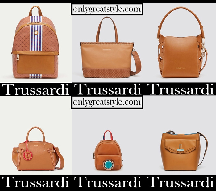 New Arrivals Trussardi Bags 2018 Women's Handbags