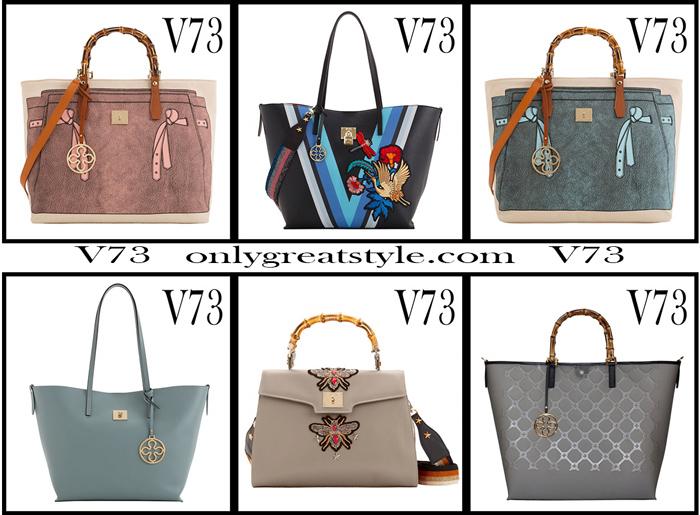 New Arrivals V73 Bags 2018 Women's Handbags