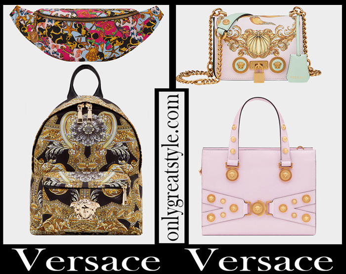 New Arrivals Versace Bags 2018 Women's Handbags
