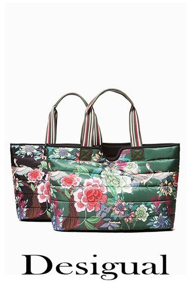 Preview New Arrivals Desigual Handbags 10