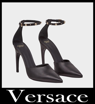 Preview New Arrivals Versace Footwear Women's 1