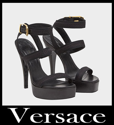 Preview New Arrivals Versace Footwear Women's 11
