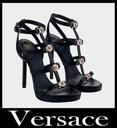 Preview New Arrivals Versace Footwear Women's 12