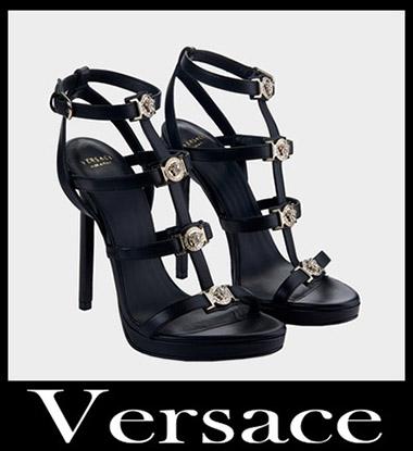 Preview New Arrivals Versace Footwear Women's 12