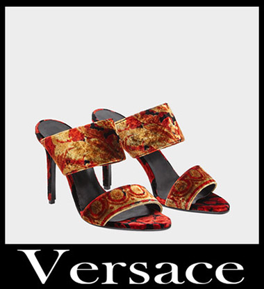 Preview New Arrivals Versace Footwear Women's 4