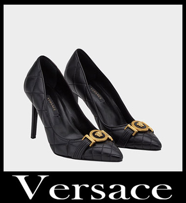 Preview New Arrivals Versace Footwear Women's 5
