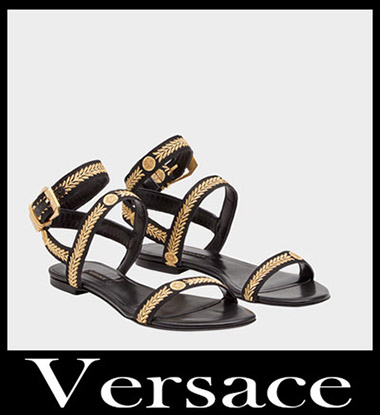 Preview New Arrivals Versace Footwear Women's 6