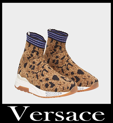 Preview New Arrivals Versace Footwear Women's 7